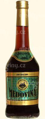 Medovina Křivoklátská Bylinná 18% 0,5l