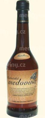 Medovina Hřebečská Mandlová 12% 0,5l
