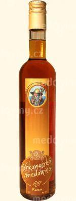 Medovina Krkonošská Klasik 18% 0,5l