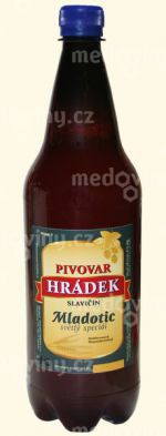 Pivo Mladotic 14° PET 1l