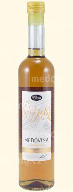 Medovina Pleva z Lesního medu 11% 0,5l