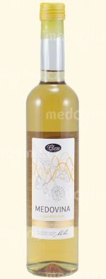 Medovina Pleva z Lipového medu 12% 0,5l