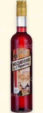 Medovina Z Vysočiny Višňová 13% 0,5l