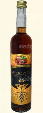 Medovina Starokácovská Mandlová 13% 0,5l